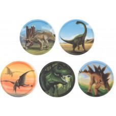 Набор сменных стикеров Ergobag Dinos, 5 штук