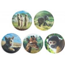 Набор сменных стикеров Ergobag Zoobabies, 5 штук