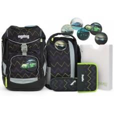 Ранец-рюкзак Ergobag - HorsepowBear с наполнением