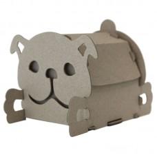 Набор для творчества - Конструктор-раскраска домик - Собачка