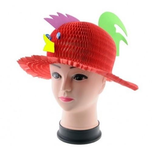 Шляпа карнавальная - Петушок