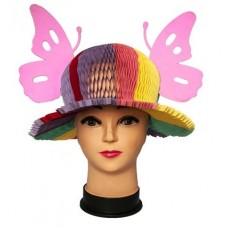 Шляпа карнавальная - Бабочка