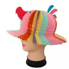 Шляпа карнавальная - Попугай