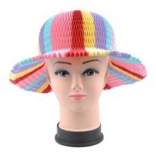 Шляпа карнавальная - Радуга 2