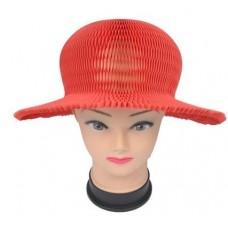 Шляпа карнавальная - Красная