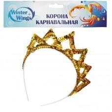 Аксессуар для карнавала - Корона царская