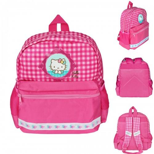 Рюкзак детский Action Hello Kitty, розовая клетка