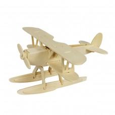 3D деревянный пазл Robotime Транспорт - Гидроплан
