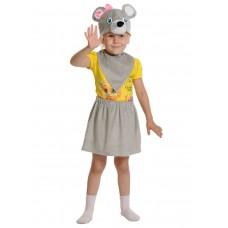 Карнавальный костюм Карнавалофф - Лайт. Мышка, размер 92-116см