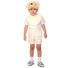 Карнавальный костюм Карнавалофф - Лайт. Лабрадор, размер 92-116см