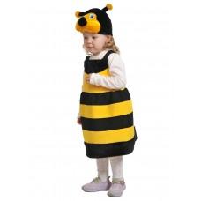 Карнавальный костюм Карнавалофф - Ткань-плюш. Пчелка, размер 92-122см