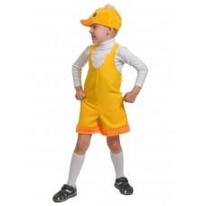 Карнавальный костюм Карнавалофф - Ткань-плюш. Утенок, размер 92-122см