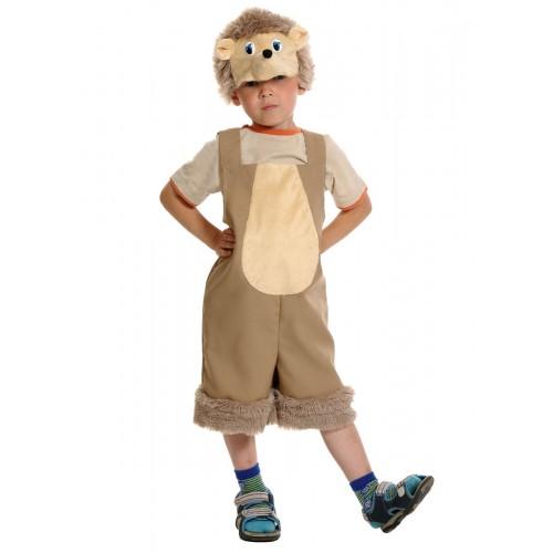 Карнавальный костюм Карнавалофф - Ткань-плюш. Ежик, размер 92-122см