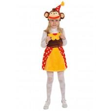 Карнавальный костюм Карнавалофф - Плюш. Мартышка из цирка, размер 92-122см