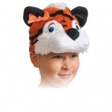 Каравальная маска Карнавалофф - Тигрица