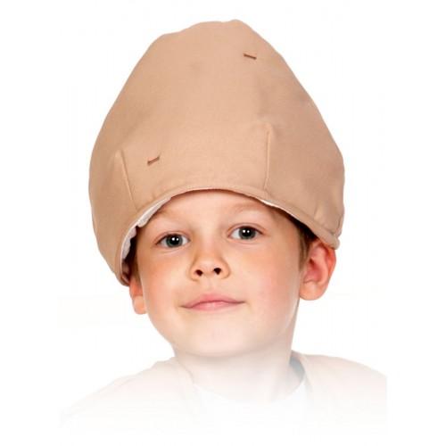 Карнавальная маска-шапка Картофель