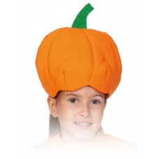 Карнавальная маска-шапка Тыква