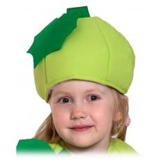 Карнавальная маска-шапка Кабачок