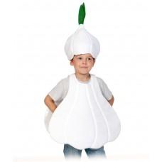 Карнавальный костюм - Во саду ли, в огороде - Чеснок, размер 98-128