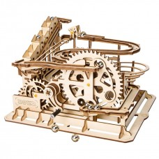 3D деревянный пазл Robotime Магические механизмы Водяное колесо