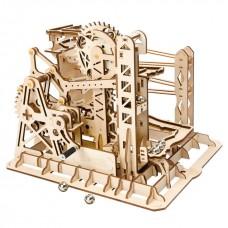 3D деревянный пазл Robotime Магические механизмы Лифт