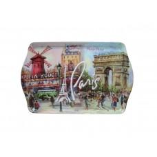 Поднос сервировочный GiftLand - Париж, Париж!
