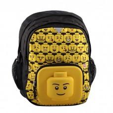 Рюкзак 3D Lego Minifigures Heads