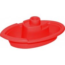 Кораблик Юнга, красный