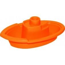 Кораблик Юнга, оранжевый