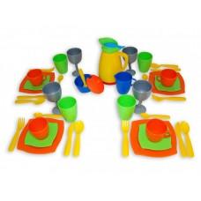 Набор детской посуды Праздничный