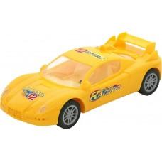 """Автомобиль """"Racing"""" инерционный, желтый"""