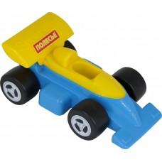 "Автомобиль гоночный ""Спорт кар"", желто-синий"