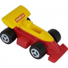 """Автомобиль гоночный """"Спорт кар"""", красно-желтый"""