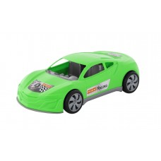 """Автомобиль """"Марс"""" гоночный, зеленый"""
