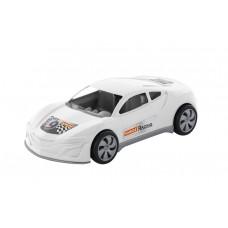 """Автомобиль """"Марс"""" гоночный, белый"""