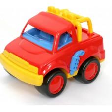"""Автомобиль """"Джип"""", красно-синий"""