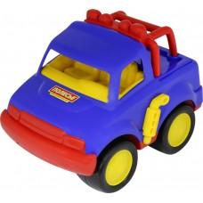 """Автомобиль """"Джип"""", красно-фиолетовый"""