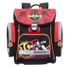 Рюкзак Grizzly черный