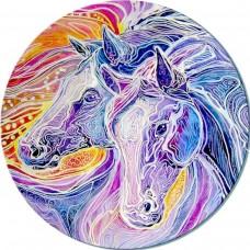 Доска разделочная/подставка под горячее Gift'n'Home - Фантазии о лошадях
