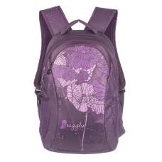 Рюкзак Grizzly фиолетовый