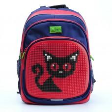 Рюкзак 4All Kids сине-красный