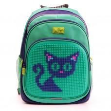 Рюкзак 4All Kids сине-зеленый