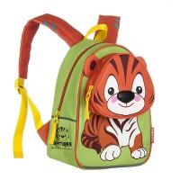 Рюкзак школьный Grizzly тигр