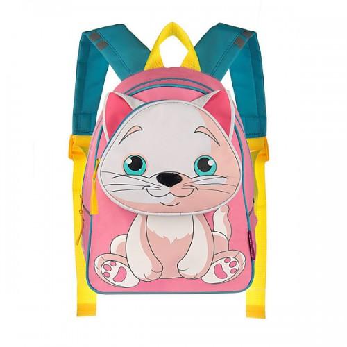 Рюкзак школьный Grizzly котёнок