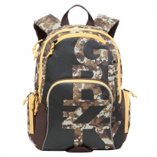 Рюкзак Grizzly желто - коричневый