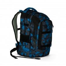 Рюкзак школьный Satch - Blue Triangle