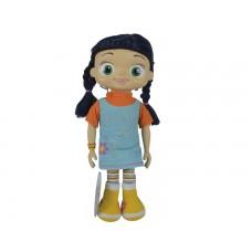 Тряпичная кукла Висспер, 28 см