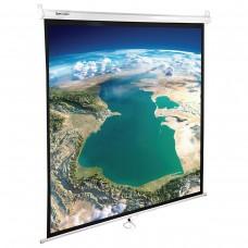 Экран проекционный Brauberg Wall, настенный, 180*180 см
