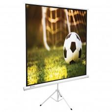 Экран проекционный Brauberg Tripod, на триноге, 150*150 см