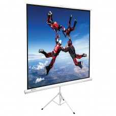 Экран проекционный Brauberg Tripod, на триноге, 180*180 см